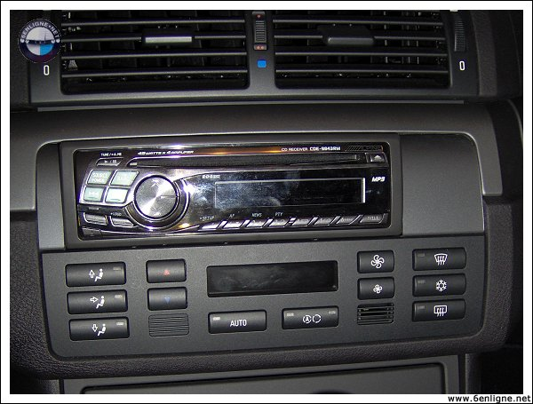 reglage autoradio bmw e46. Black Bedroom Furniture Sets. Home Design Ideas